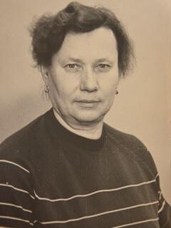 Гачинская Евгения Евдокимовна