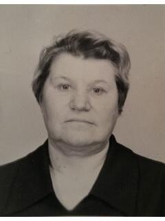 Дудина Пелагея Семеновна
