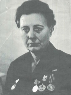 Семашкевич Анна Даниловна