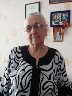Теркина Наталья Филипповна