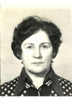 Супроненко Мария Капитоновна