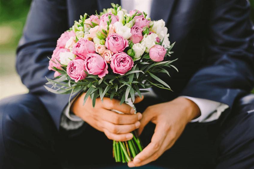 Цветов дом, какого цвета розы выбрать для букет невесты